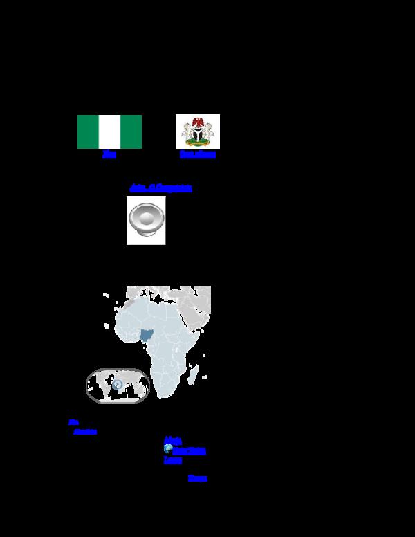 DOC) BRIEF HISTROY OF NIGERIA | DEMAIN BEREBOFIGHA SUNDAY