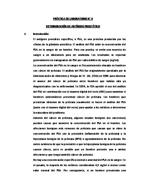 antígeno prostático psa 2 5 6