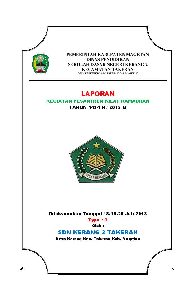 Doc Pesantren Kilat Mufida Rosida Academia Edu