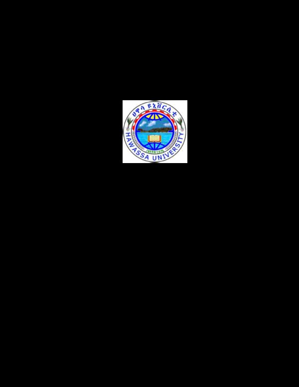 DOC) Fanos   Fanos Ashenafi - Academia edu