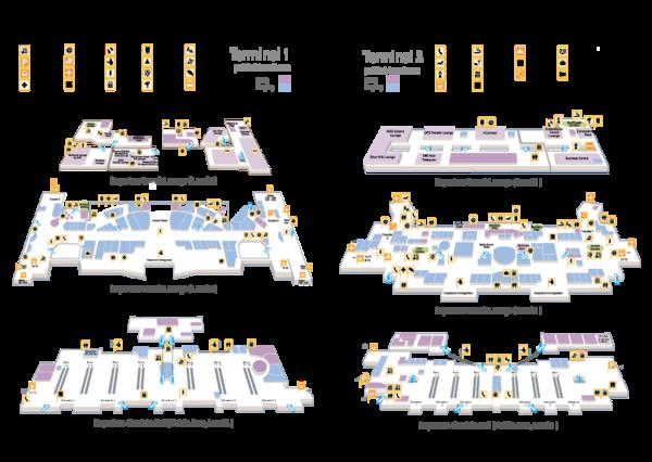 terminal 2 changi map Pdf Changi Map Melanie Liu Meilan Academia Edu terminal 2 changi map