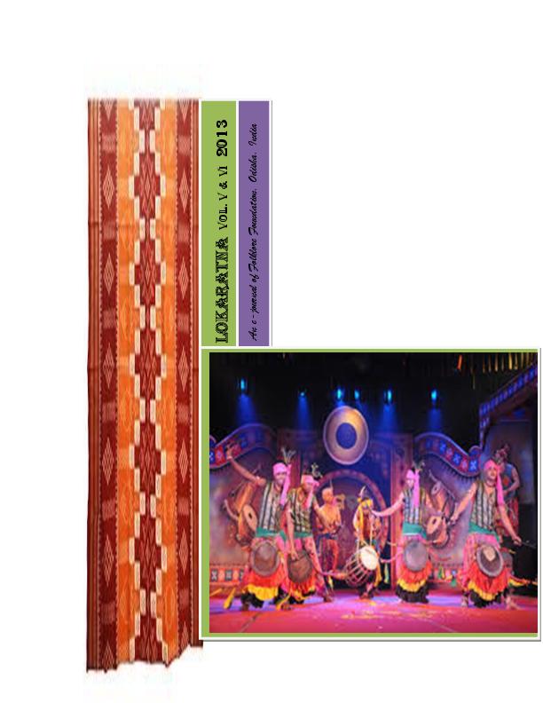 Folklore Foundation,Odisha,India's e journal LOKARATNA VOL V -VI