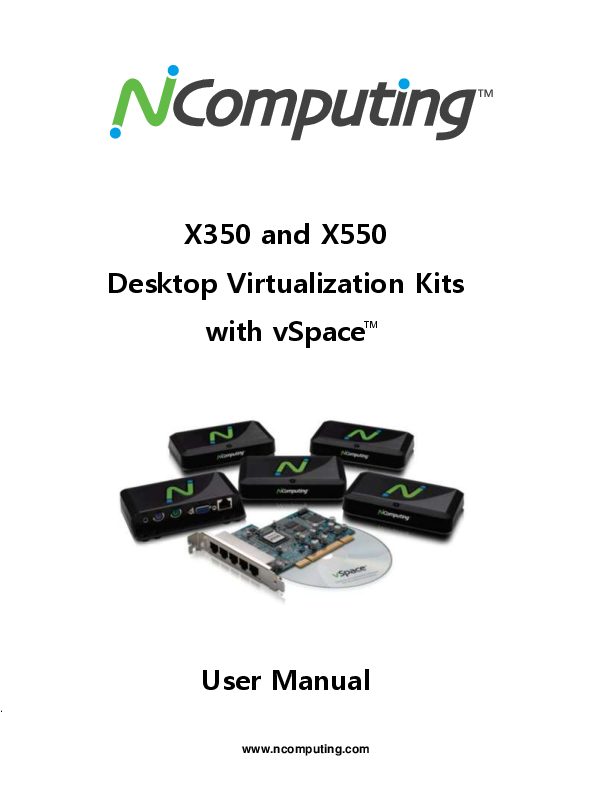 PDF) manual NComputing | Muhammad Rudini - Academia edu