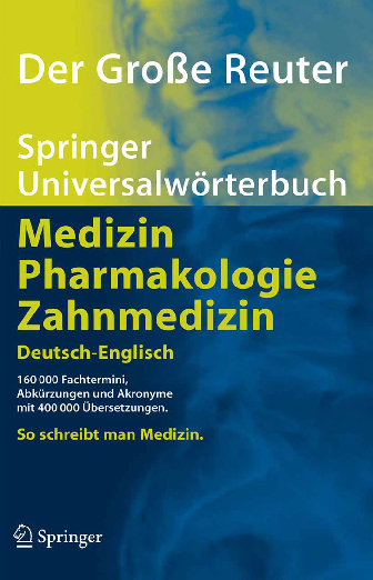 Dictionar Medical Si Farmaceutic German Englez Andreea J