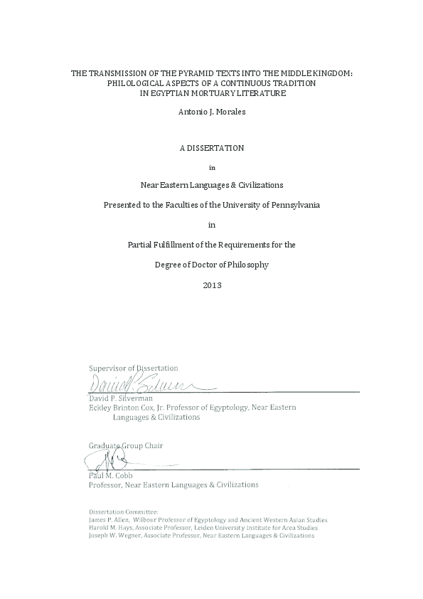 Dissertation proposal on money laundering