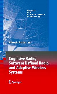 PDF) Cognitive Radio SOFTWARE DEFINED RADIO, AND ADAPTIVE