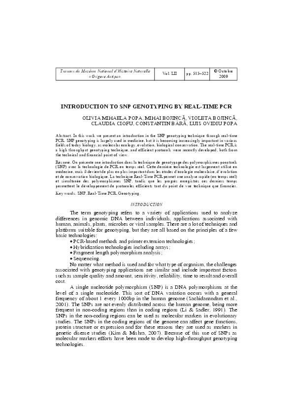 White paper pdf snp