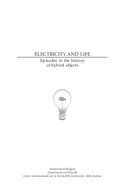 Cartina Muta India Da Stampare.Pdf Electricity And Life Episodes In The History Of Hybrid Objects Pp 123 147 Rupsha Banerjee Academia Edu