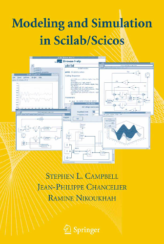 PDF) Modeling and Simulation with SCILAB and SCICOS | Vania