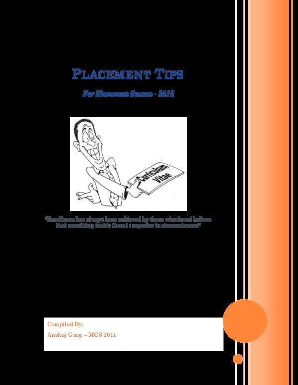 PDF) Compiled By | Anshul kumar sinha - Academia edu
