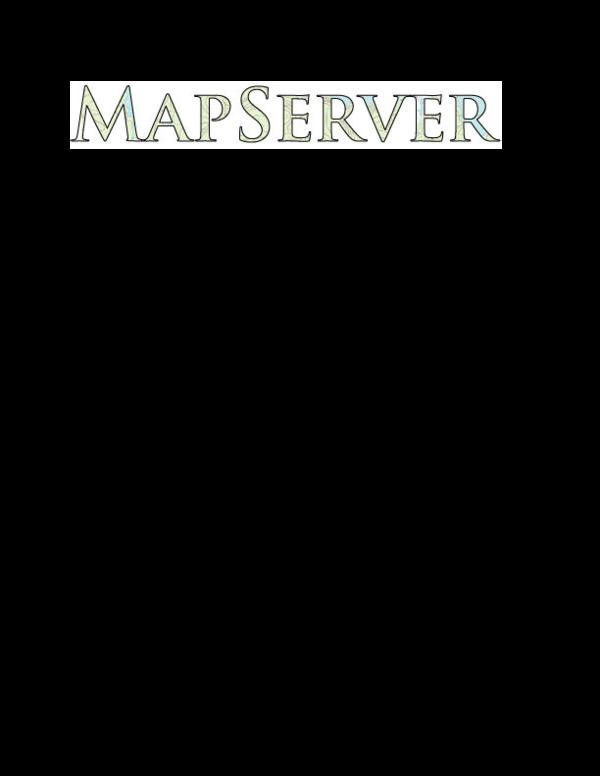 PDF) MapServer Documentation | Luis Alfredo Ramos Garay