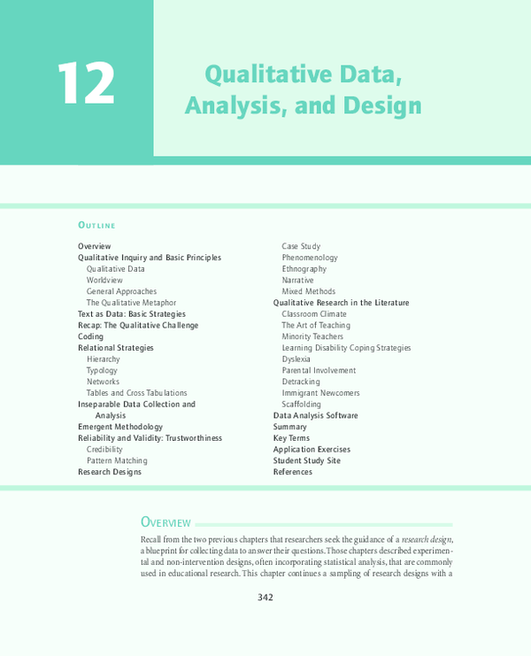PDF) Overview Qualitative Inquiry and Basic Principles Qualitative