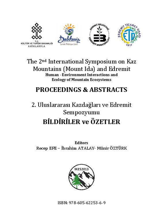 Pdf Proceedings The Second International Symposium On Kaz Mountains