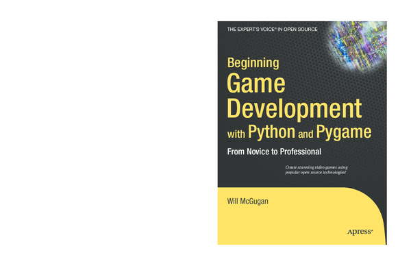 PDF) Beginning Game Development with Python and Pygame