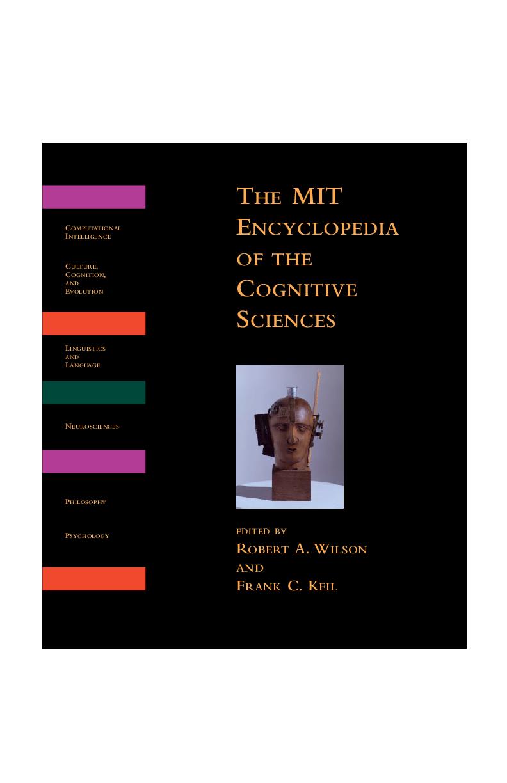 PDF) MIT Encyclopedia Of The Cognitive Sciences | Isromi Janwar