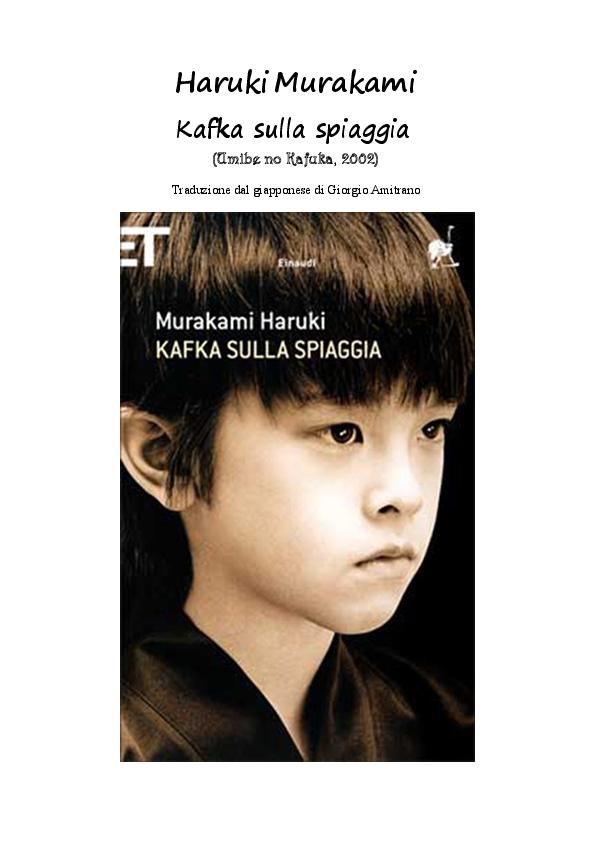 dbdb3cf6621a PDF) Haruki Murakami