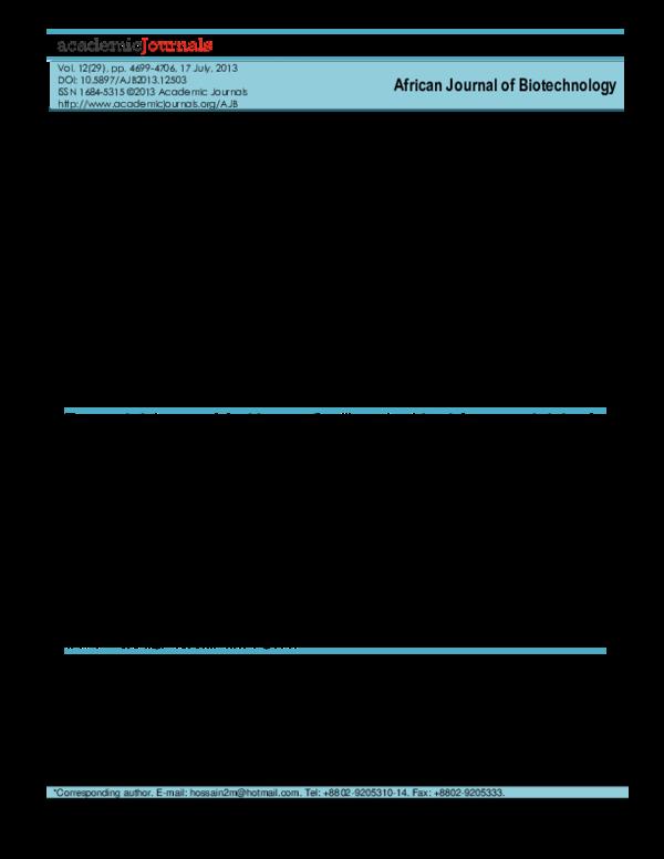 PDF) Integrated management of Fusarium wilt of chickpea