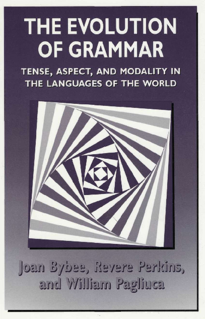 PDF) Joan Bybee eds(1994) The Evolution of grammar | 광연 원