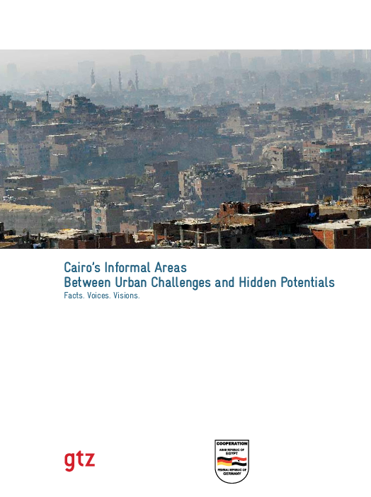 Pdf Cairos Informal Areas Between Urban Challenges And