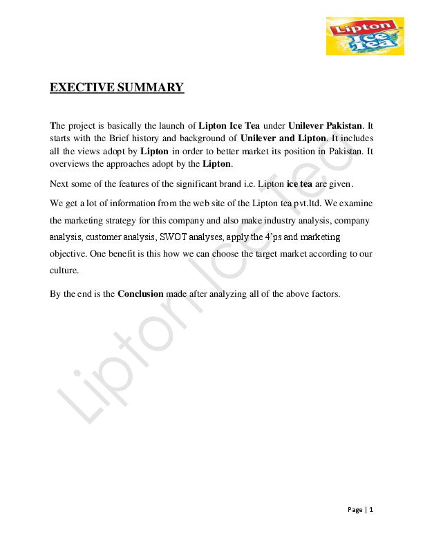 lipton price in pakistan