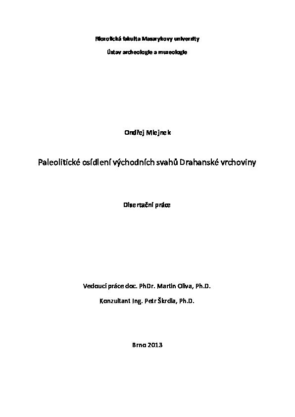 Radiometrické datování 1907