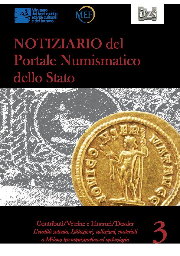 7b0a5598e4 PDF) Monete tesaurizzate, monete nascoste   Grazia Facchinetti ...