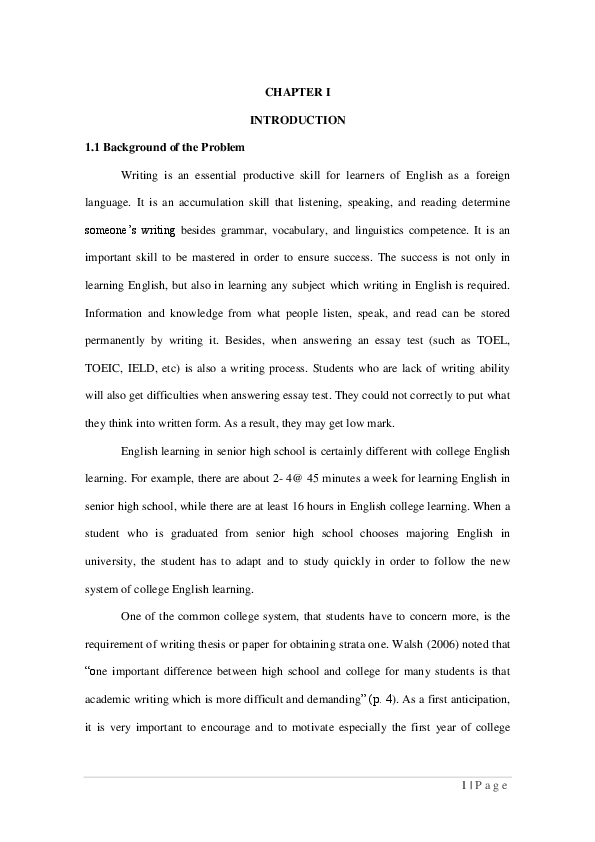English Essay Story  High School Application Essay Sample also Essays On Science Fiction Doc Thesis Proposal About The Use Of Facebook In Motivating  Essay Examples For High School