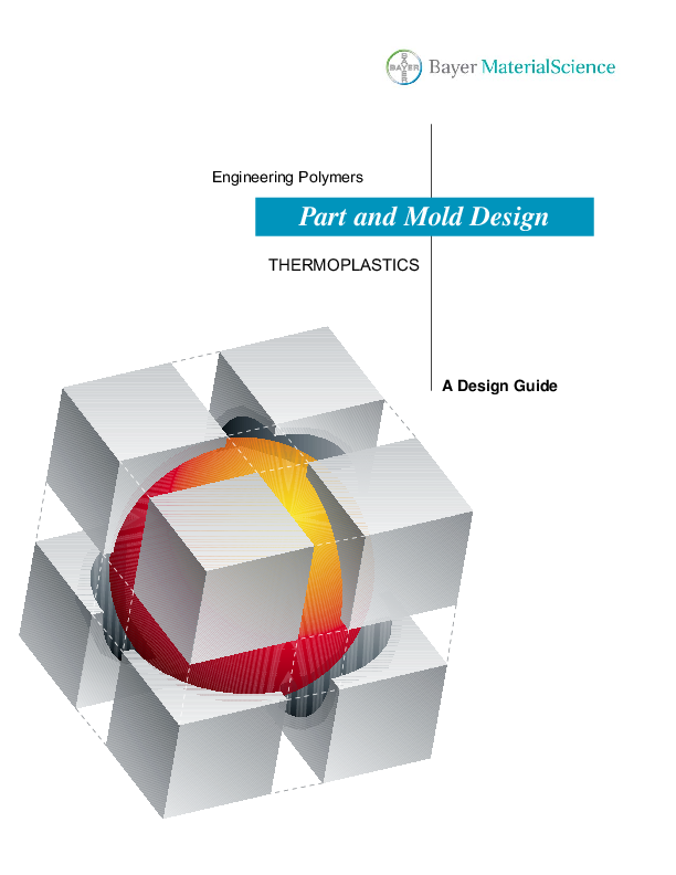PDF) A Design Guide Part and Mold Design Engineering Polymers   isa