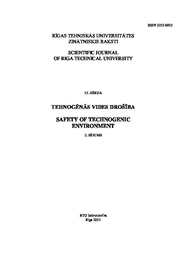 Datu Valsts Inspekcija Marine Gas zur Gewichtsreduktion