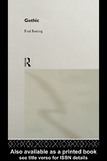 PDF) 144174613-Fred-Botting-Gothic-the-New-Critical-Idiom