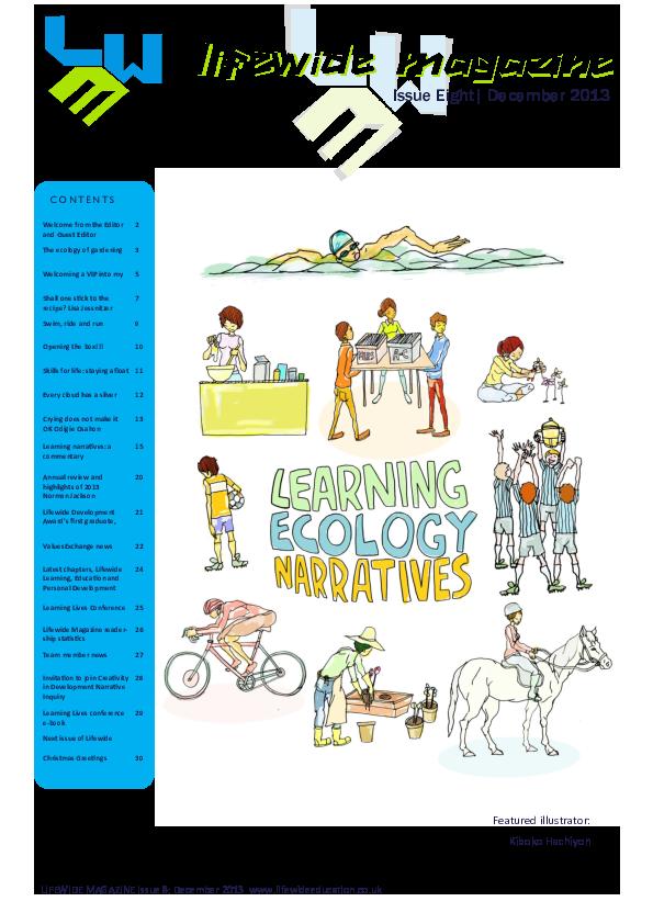Pdf Learning Ecology Narratives Norman Jackson Academia Edu