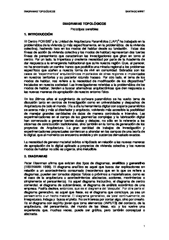 Pdf diagramas topol gicos santiago miret for Arquitectura parametrica pdf