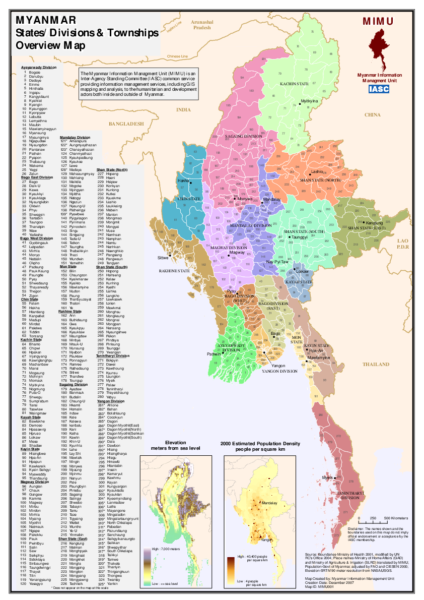 PDF) MYANMAR States/Divisions & Townships Overview Map Shan ... on mon state myanmar map, kachin state map, chin state myanmar map, shan state army south, military bases washington state map, kayin state myanmar map, glen falls new york state map, idaho state map, lashio on map, northern new mexico map, shan state in thailand, rakhine state myanmar map, gongga shan china map, shan state 1942, shan state dress, altun shan map,
