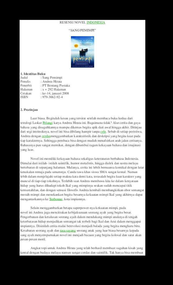63 Gambar Cover Novel Sang Pemimpi Terbaik Gambar Pixabay