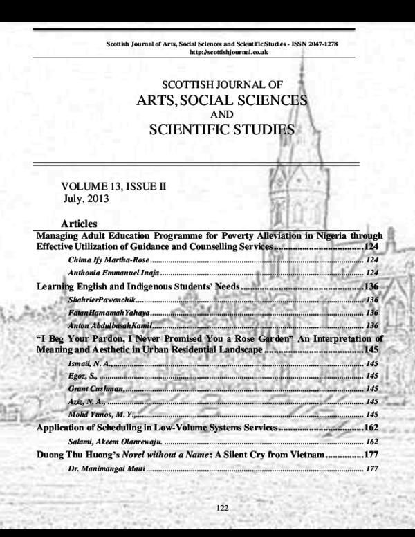 PDF) SJASS Vol 13 No 2 - Variations in Demo Factors & Contracetive