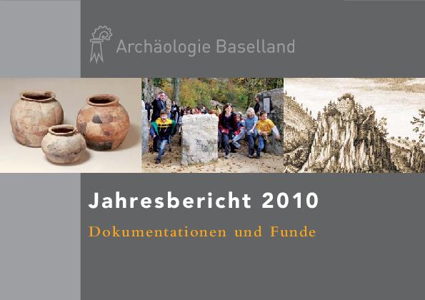 Archaologie Baselland Jahresberichte 2006 2012 Reto Marti