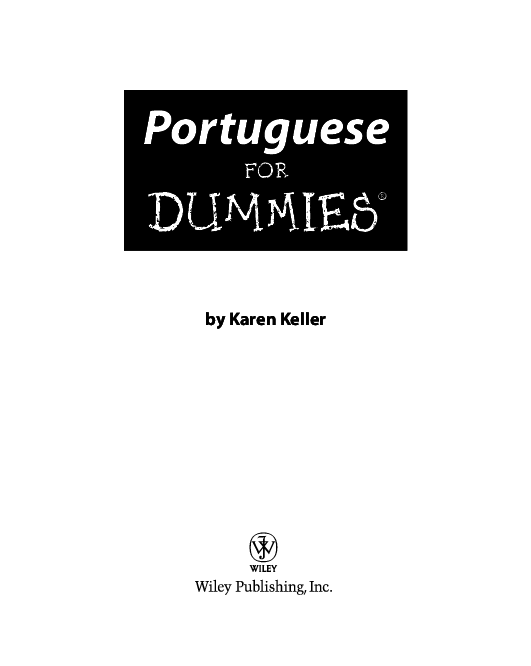 cc7877e4f124e Portuguese for dummies by pareseux