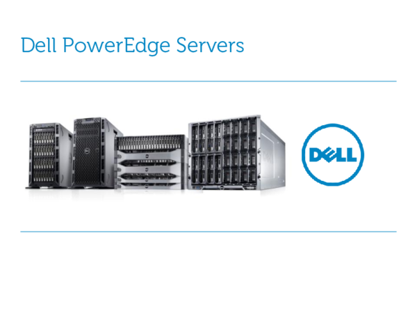 PDF) Dell Server presentation | Arvind Thakur - Academia edu