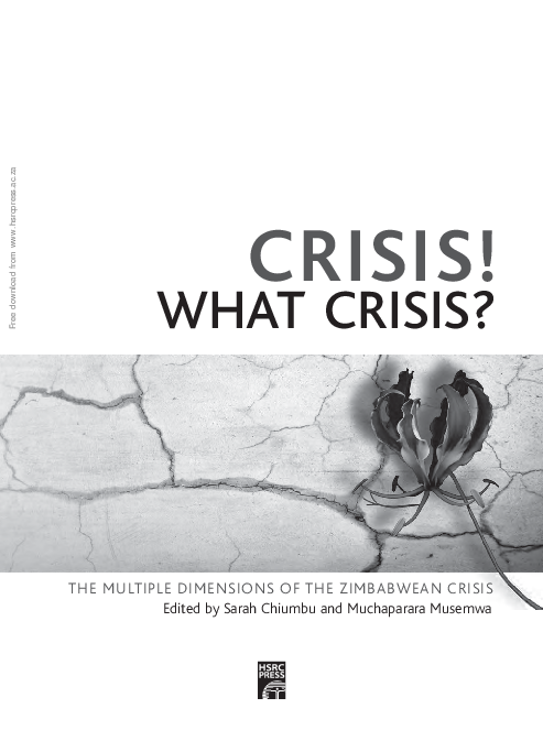 PDF) Crisis! What Crisis? The multiple dimensions of the