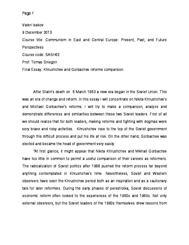 perestroika gorbachev pdf