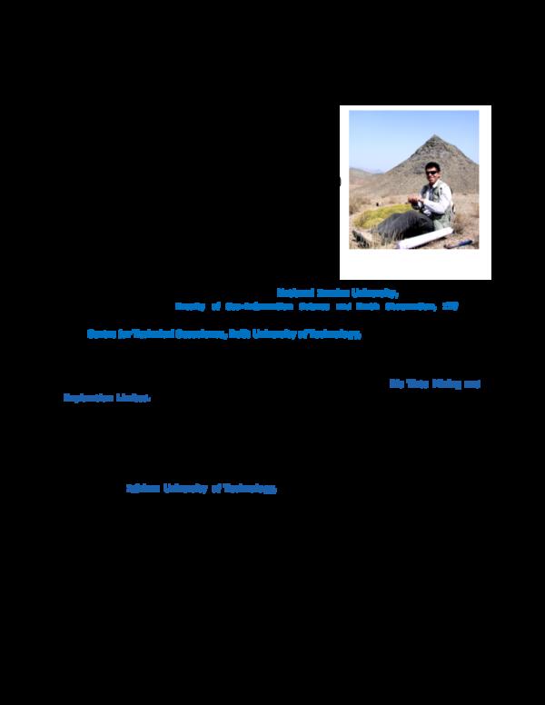 pdf resume of dr hooshang asadi haroni general
