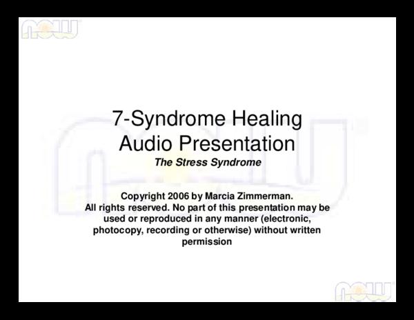 PDF) 7-Syndrome Healing Audio Presentation   Cipriana