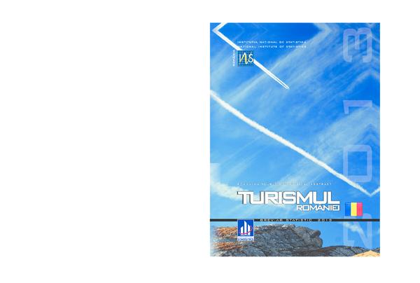 PDF) Turismul in Romania  Date statistice   Cristina Tîrceag