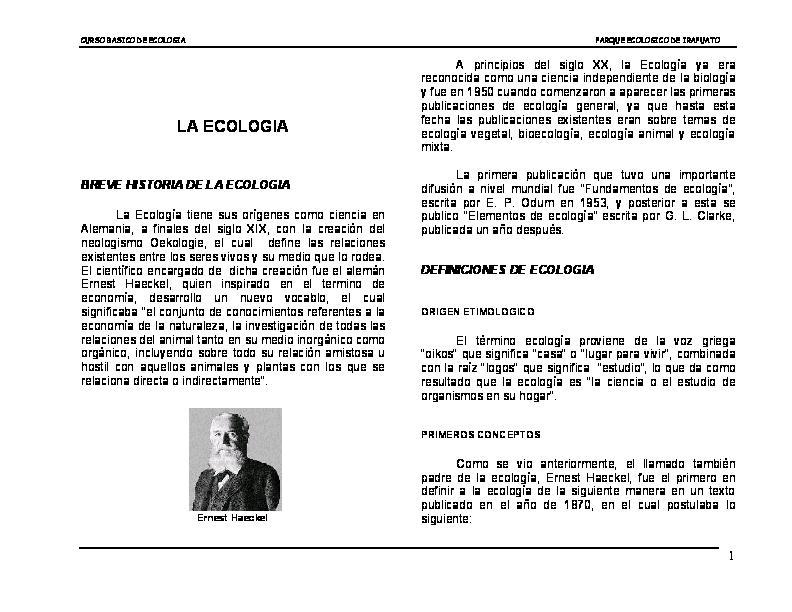 De pdf odum fundamentos ecologia