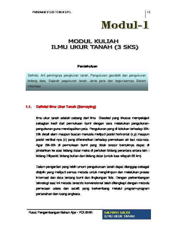 Ukur buku pdf ilmu tanah