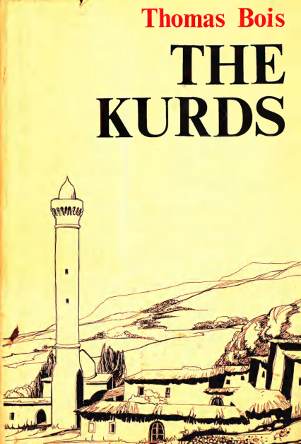 Pdf Thomas Bois The Kurds Raperin Ekrat Academia Edu