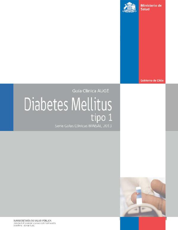 guia perinatal cedip diabetes tratamiento gestacional