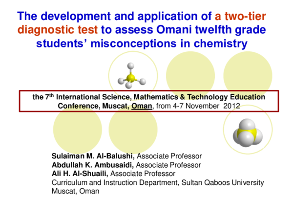 PDF) The development and application of a two-tier