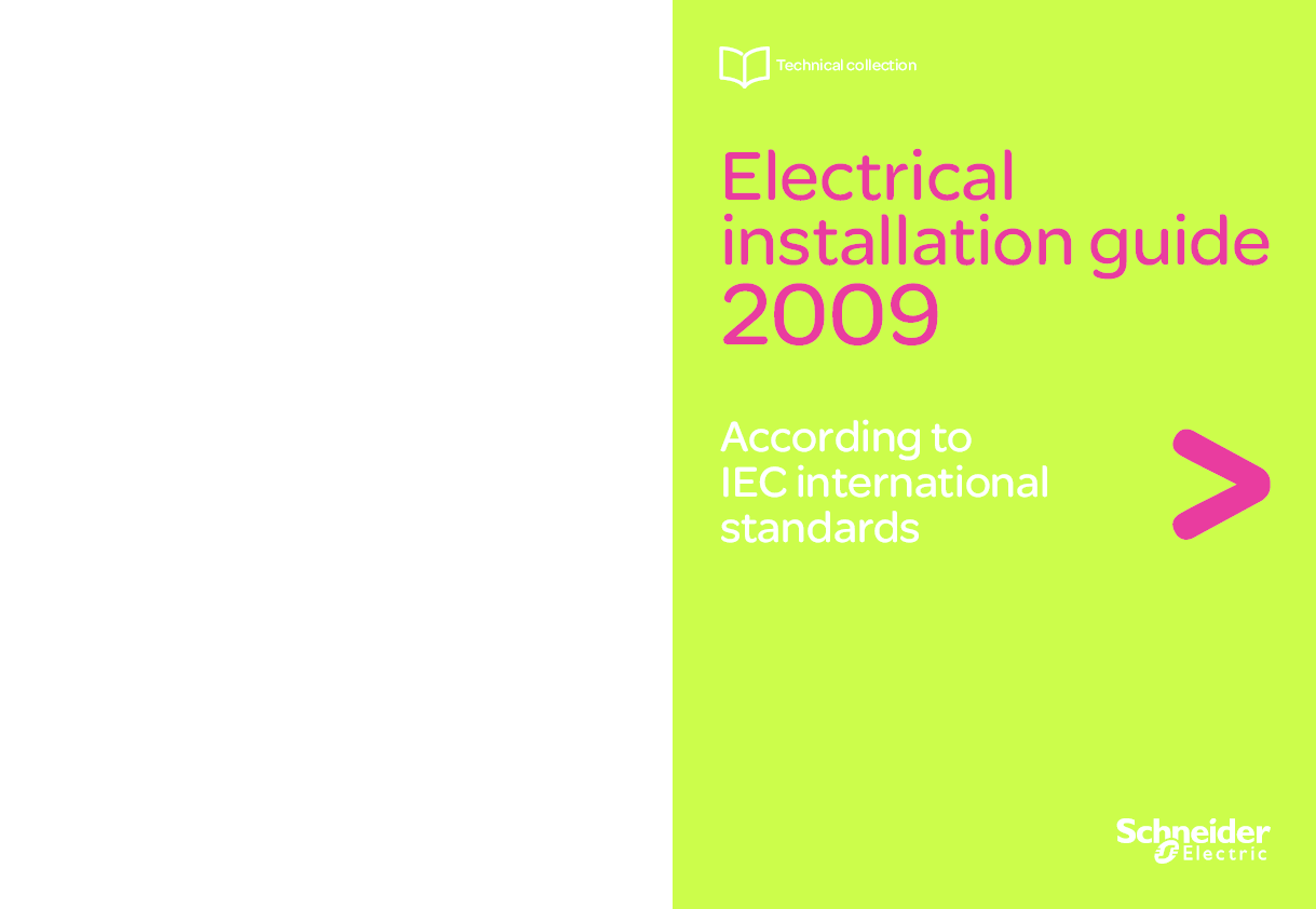 PDF) Electrical installation guide Schneider Electric