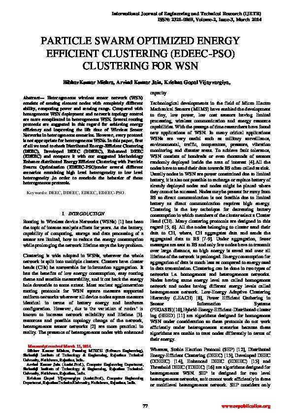 PDF) International Journal of Engineering & Technical